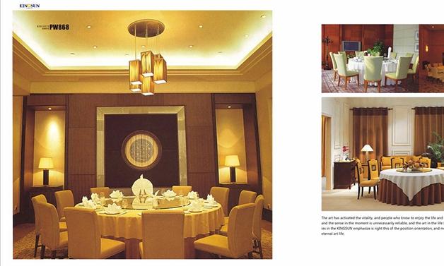 高质量酒店定制家具